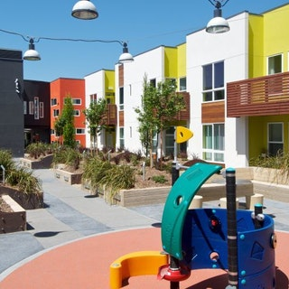 Green Building Photo - Neighborhood: Tassafaronga Village