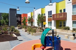 Green Building Photo - Neighborhood: Tassafaronga Village