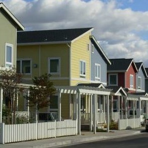 Green Building Photo - Residential: Edes Avenue Homes