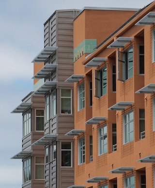Green Building Photo - Residential: Fox Courts