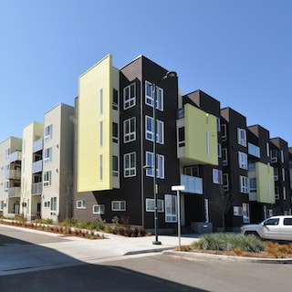 Green Building Photo - Residential: Ironhorse at Central Station