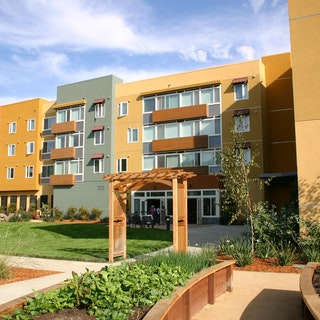 Green Building Photo - Residential: Jack London Senior Housing