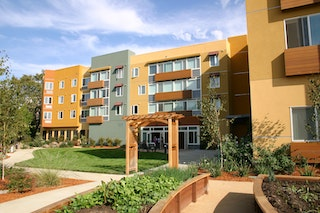 Green Building Photo - Residential: Jack London Senior Housing