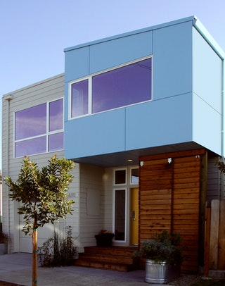 Green Building Photo - Residential: Lancaster Live Work Townhome