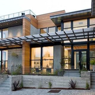 Green Building Photo - Residential: Margarido House
