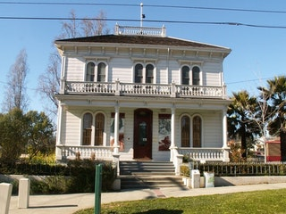Landmark 10 - Antonio Maria Peralta House (Image A)