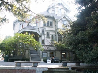 Landmark 12 - Treadwell Hall Calif College of Arts and Crafts (Image A)