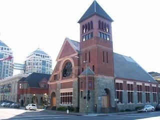 Landmark 13 - First Unitarian Church (Image A)