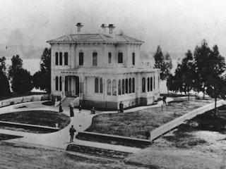 Landmark 2 - Camron-Stanford House (Image A)
