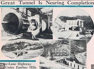 Landmark 32 - Caldecott Tunnel