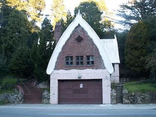 Landmark 34 - Montclair Fire House