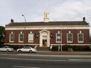 Landmark 43A - Carnegie Libraries: Golden Gate Branch