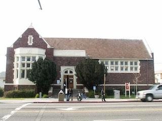 Landmark 43C - Temescal Library Branch