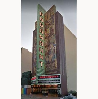 Landmark 9 - Paramount Theater