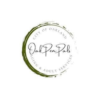 Oak Pen Pals Program Logo
