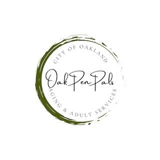 Oaktown Pen Pals Program Logo
