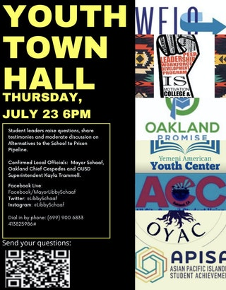 Oakland Youth Town Hall