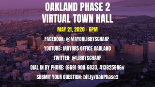 Phase 2 Town Hall Flyer