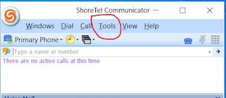 Shoretel screenshot image