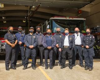 Photo of Fire Prevention Bureau Staff
