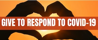 Give to respond to COVID-19
