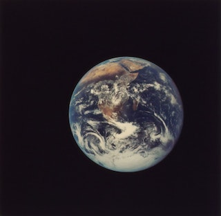 Aerial Image of the Earth