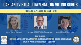 Voting Rights Town Hall