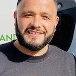 Portrait of Special Assistant, Luis Ortega