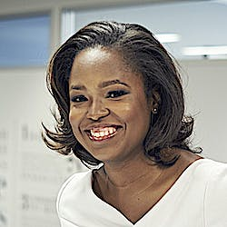 Portrait of Assistant to the City Administrator/Chief Resilience Officer, Alexandria McBride