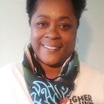 Portrait of Redistricting Commissioner, Amber Blackwell