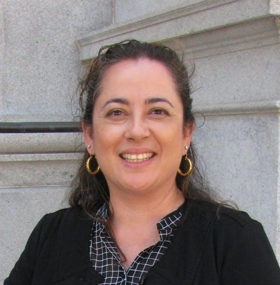 Portrait of , Ana Lara-Franco