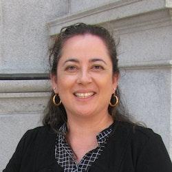 Portrait of Commission Assistant, Ana Lara-Franco