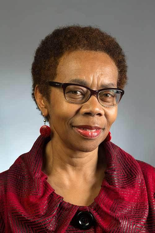 Portrait of City Attorney, Barbara J. Parker