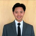 Portrait of Deputy Chief of Staff, Brandon Baranco