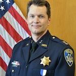 Portrait of Deputy Chief Bureau of Field Operations (BFO) 1, Christopher Bolton