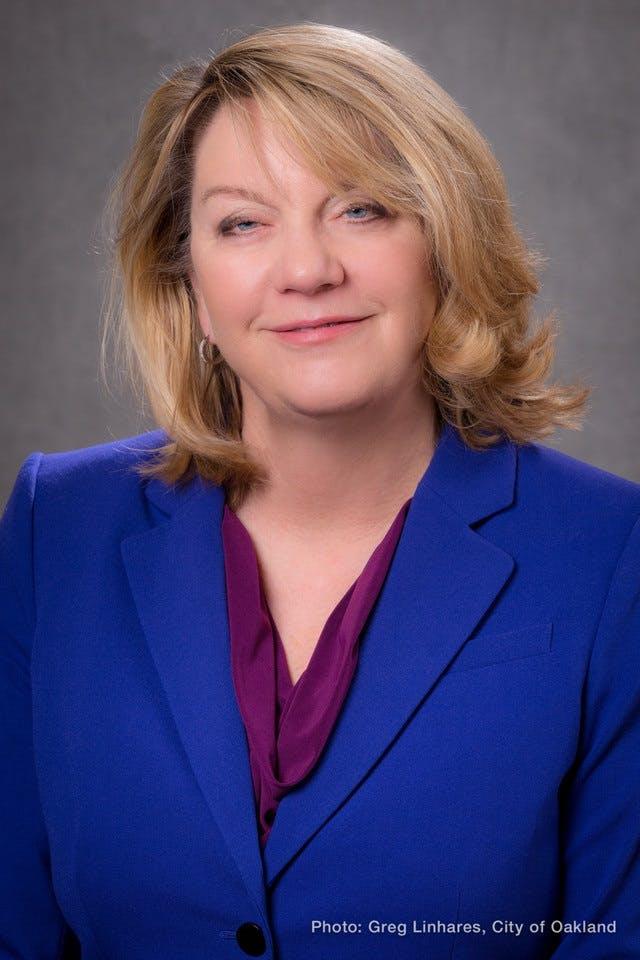 Portrait of City Auditor, Brenda Roberts