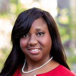 Portrait of District 6, Vice Chair, Carlotta Brown