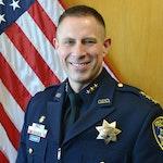 Portrait of Chief of Police, Assistant, Darren Allison