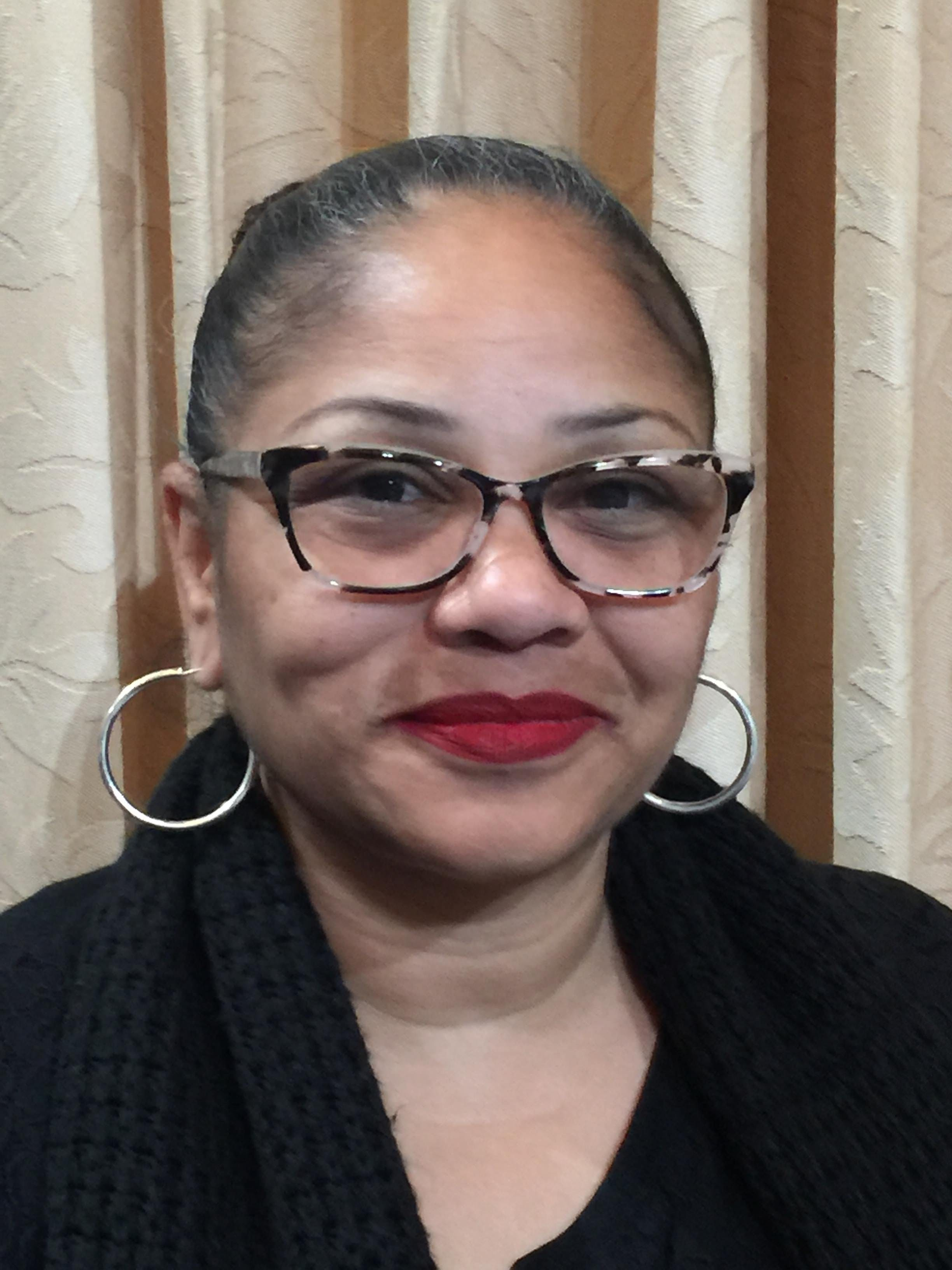Portrait of Vice Chair, Ginale Harris