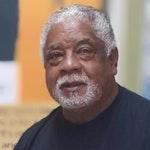 Portrait of Recreation Center Director, Horace J Houston