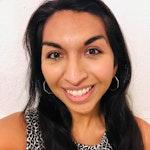 Portrait of Council Member Aide, Rebecca Sanchez