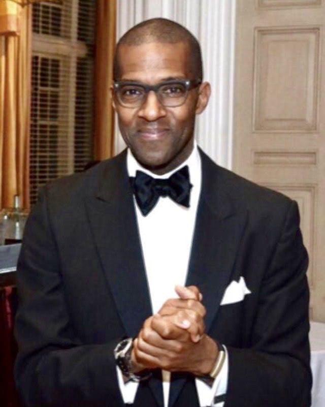 Portrait of Public Ethics Commissioner, 1/22/2018 - 1/21/2021, James E.T. Jackson