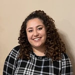 Portrait of LEE Public Policy Fellow, Jasmine Pournavab