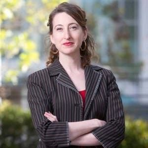 Portrait of Public Ethics Commissioner, 6/22/2017 - 1/21/2020, Jodie Smith