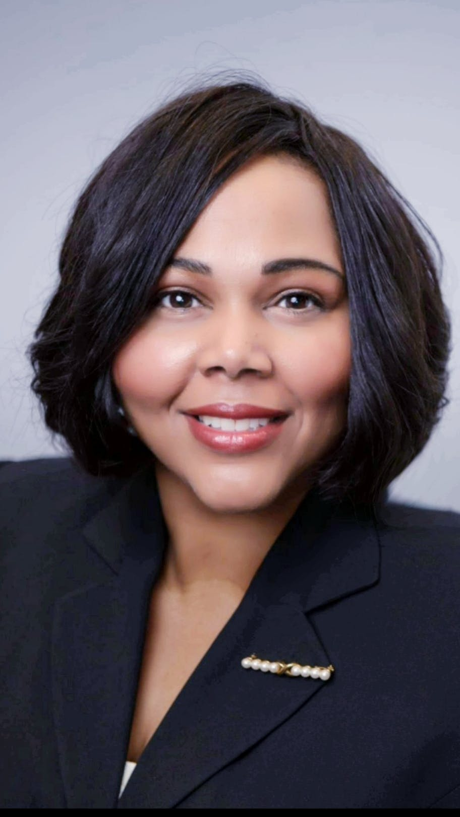 Portrait of Enforcement Chief, Public Ethics Commission, Kellie Johnson