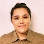 Portrait of Special Assistant & Scheduler, Emilia Ordaz-Salto