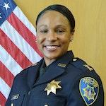 Portrait of Deputy Chief Bureau of Investigations, Drennon Lindsey