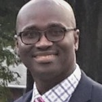 Portrait of Zoning Area Supervisor, D1 & D4, Maurice Brenyah-Addow