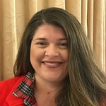 Portrait of Chief of Staff, Monica Barra-Gibson