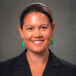 Portrait of City Administrator, Sabrina Landreth